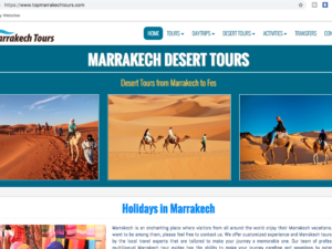Top Marrakech Tours