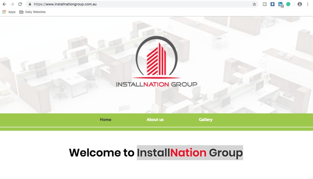 InstallNation Group, ProLinkage Digital Marketing Services